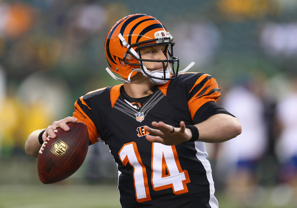 Andy Dalton  has been his typical frustrating fantasy-self this season, but may be a decent streaming option against a Colts Defense that is 31st against QB's.