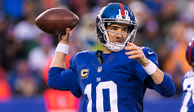 For Eli Manning Week 11 home game against the Chiefs who are 28th against QB's could be a bright spot in an otherwise extremely disappointing season