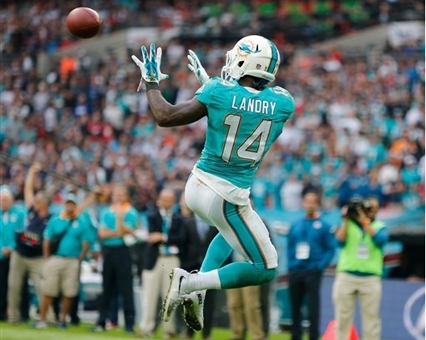 Jarvis Landry  has a TD catch in 5 of his last 6 games. It is unlikely the streak will end against Tampa who is 29th against WR's.