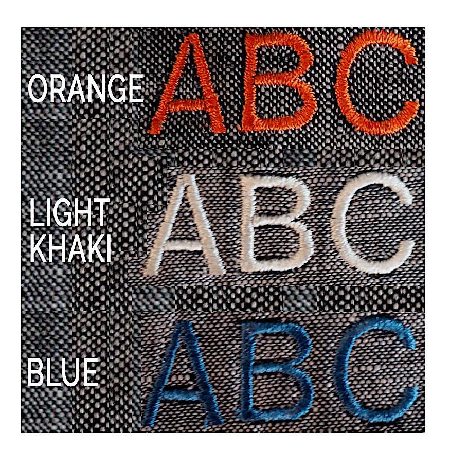 Font Color Selection -