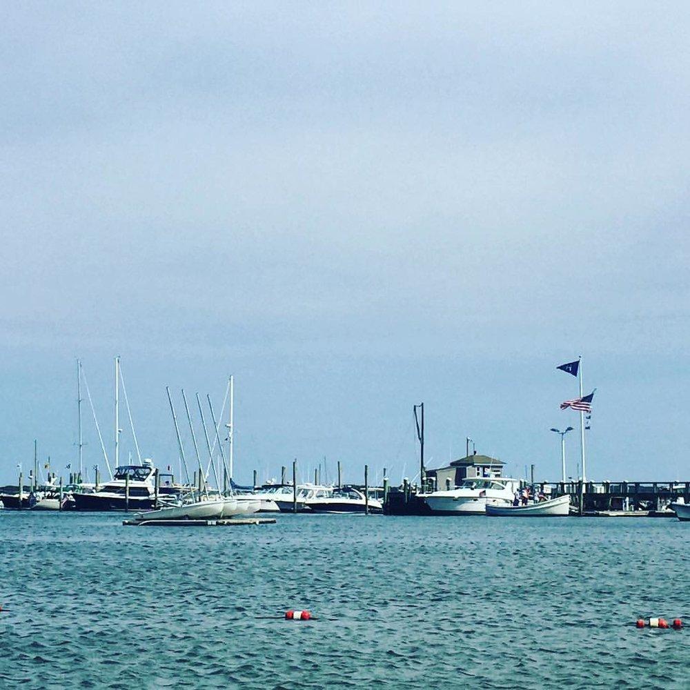 Boats-a-mingling 🚤⛵