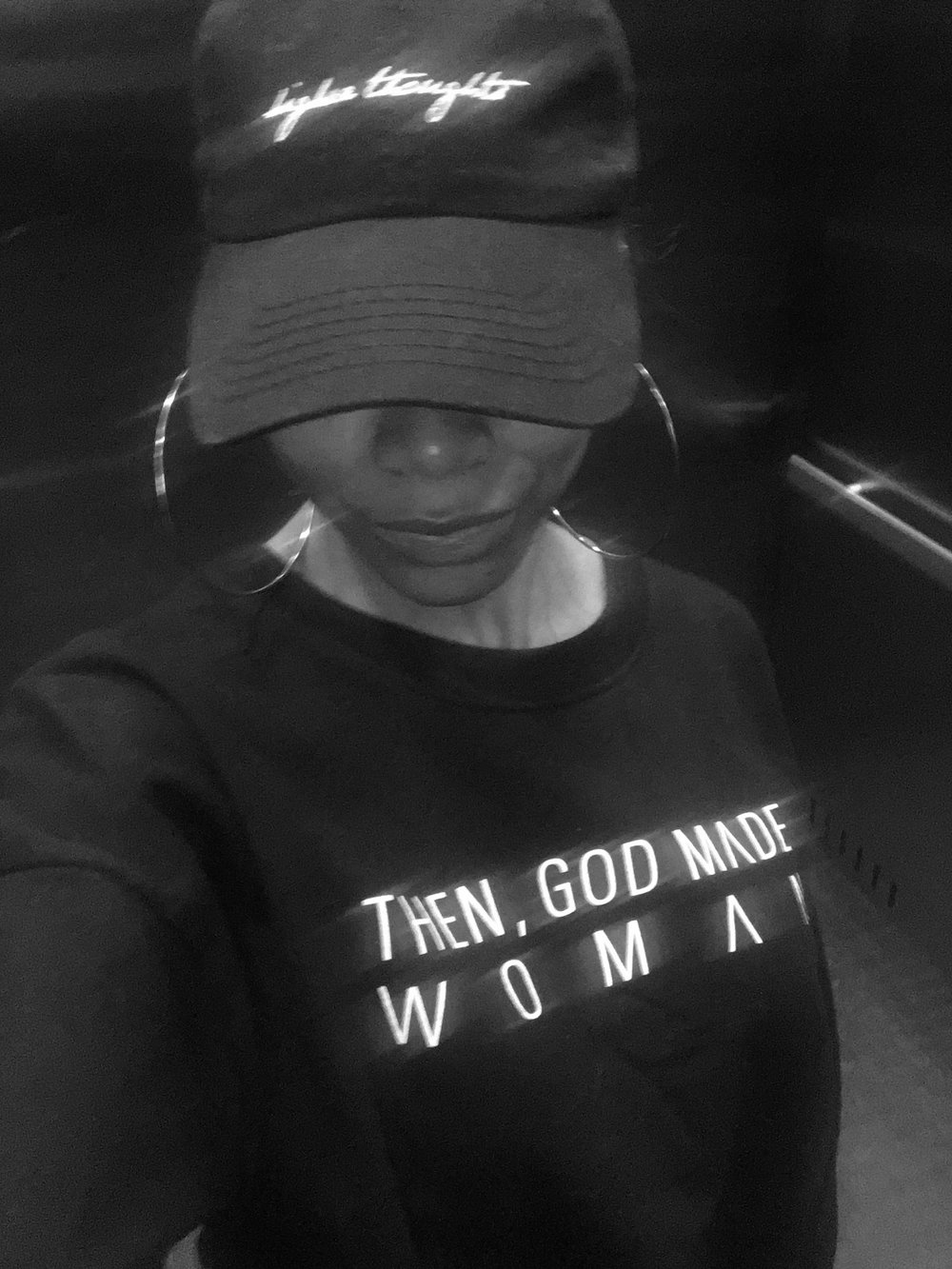 Then, God Made Woman - Higher Thoughts