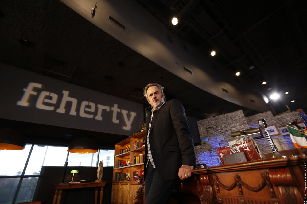 Golf Channel - Feherty