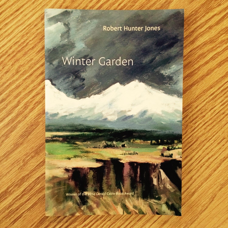book release robert hunter jones winter garden - Winter Garden Book