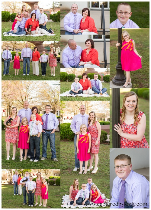 perry oklahoma family photographer friend family captured by karly