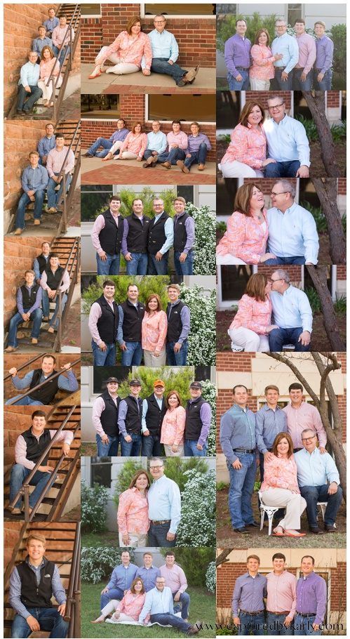 perry oklahoma family photographer rupp family captured by karly