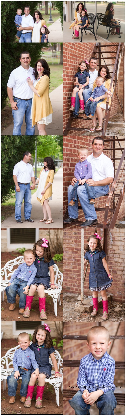 perry oklahoma senior photographer williams family captured by karly