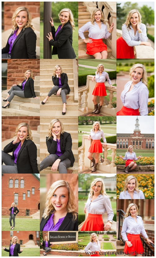 stillwater oklahoma senior photographer professional portraits evyn captured by karly