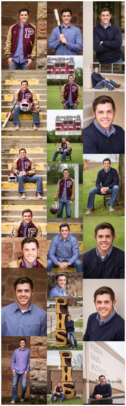 perry oklahoma senior photographer braden captured by karly
