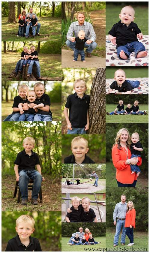 perry oklahoma family photographer vollmer family