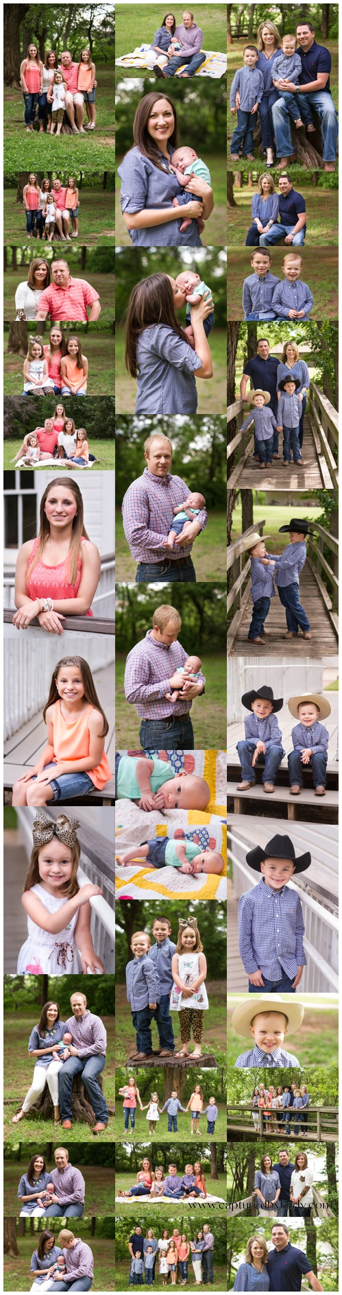 perry oklahoma 73077 family photographer sebranek family