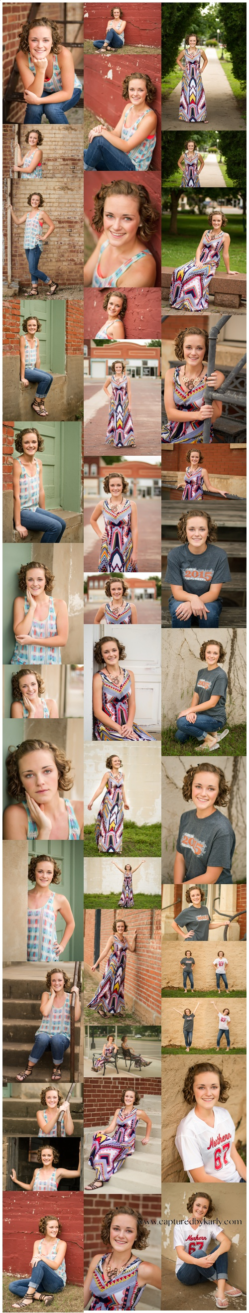 perry oklahoma 73077 senior photographer katie class of 2015 captured by karly