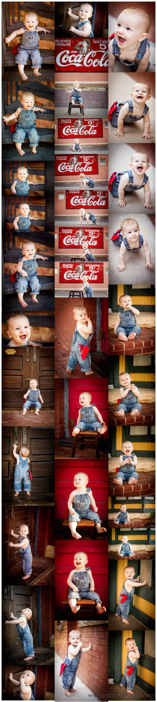 sawyer nine month portraits perry oklahoma 73077 family and child photographer captured by karly