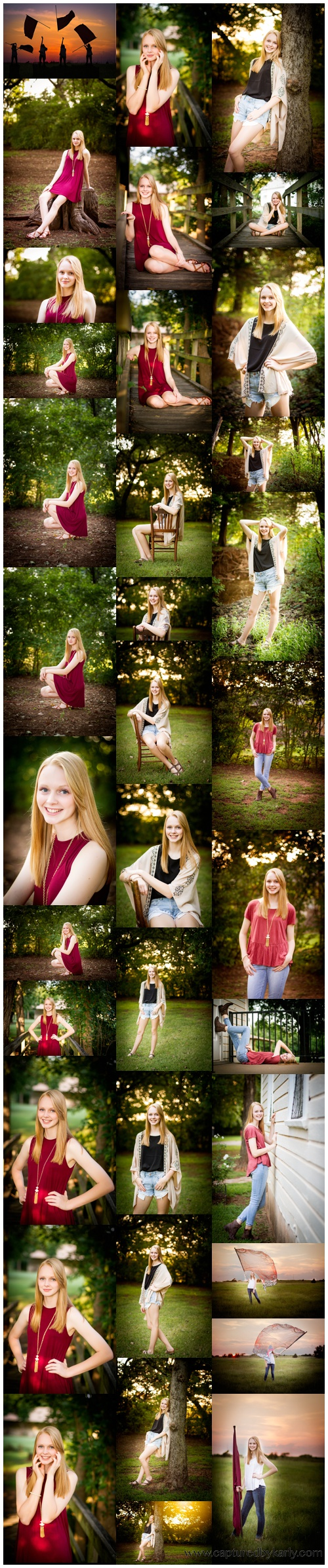 morgan perry oklahoma 73077 senior photographer captured by karly