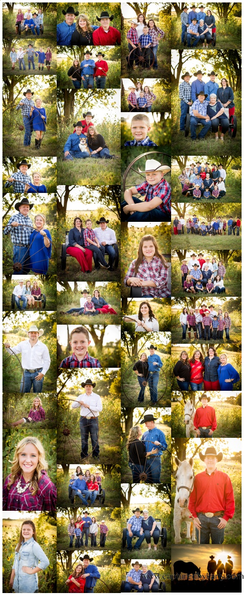 perry oklahoma 73077 family photographer cronister family captured by karly