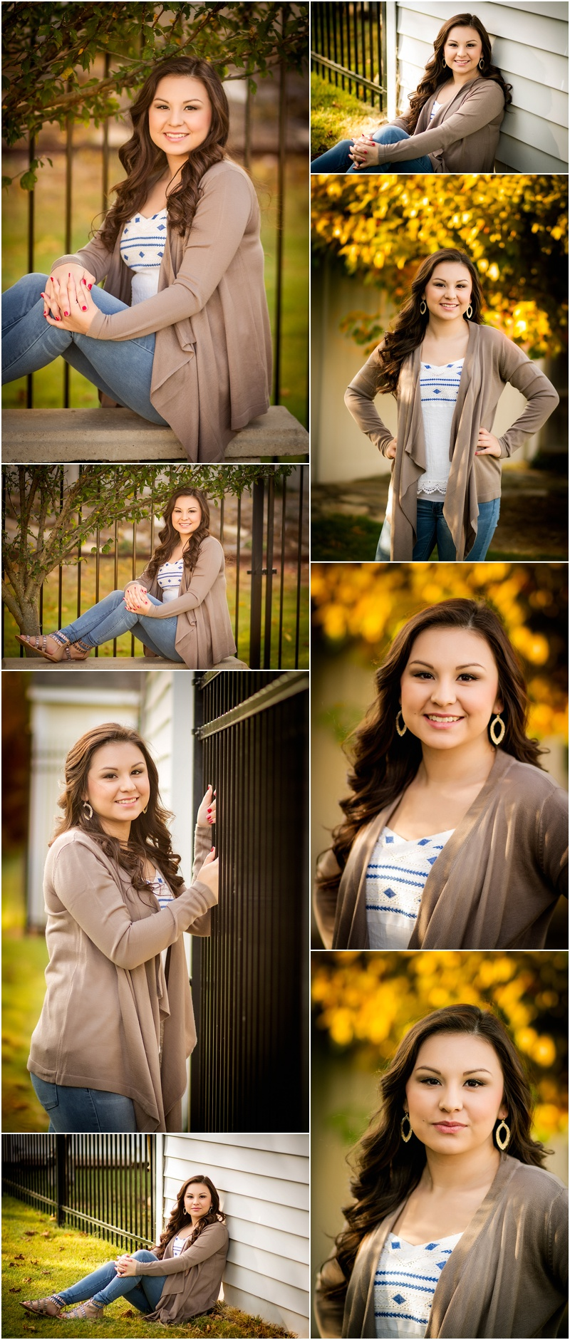 perry oklahoma 73077 senior portrait photographer cedar class of 2016 captured by karly
