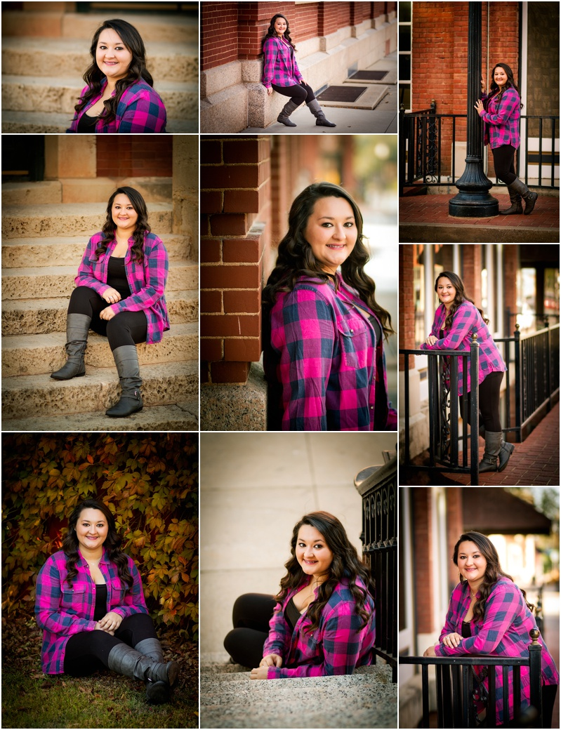 stillwater oklahoma 74074 senior portrait photographer katarina captured by karly