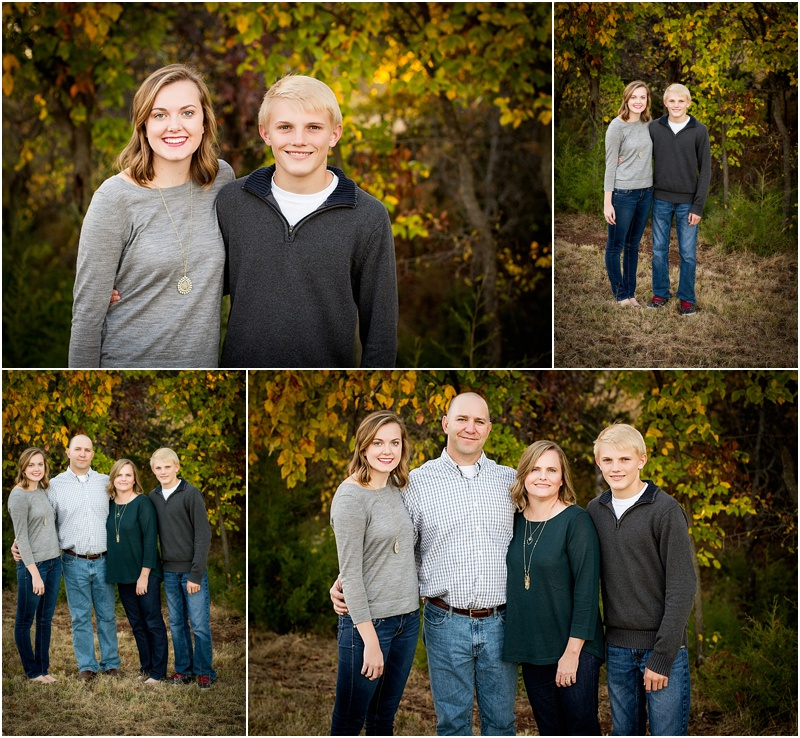 stillwater oklahoma 74074 family photographer redus family 4 captured by karly