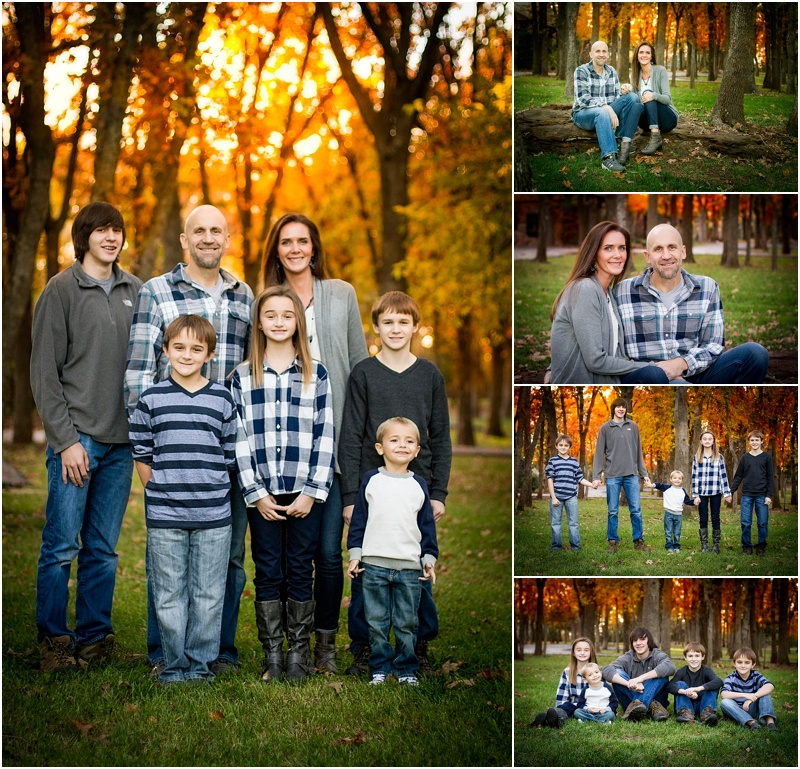 stillwater oklahoma 74074 family portrait photographer captured by karly hargrove