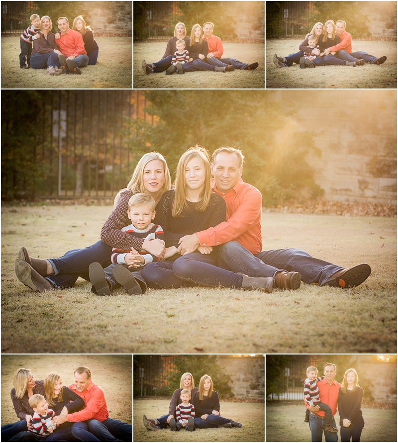 stillwater oklahoma 74074 family portrait photographer captured by karly webb family 5