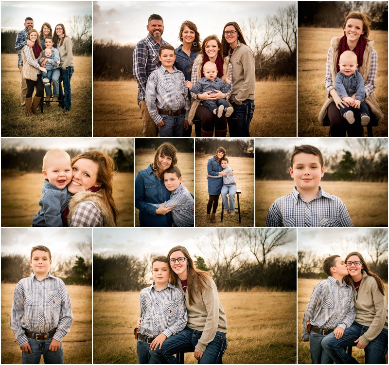 mcguire family perry oklahoma 73077 extended family portrait photographer captured by karly 2