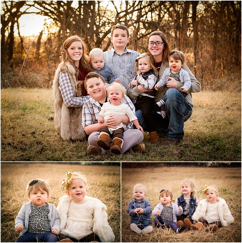 mcguire family perry oklahoma 73077 extended family portrait photographer captured by karly 4