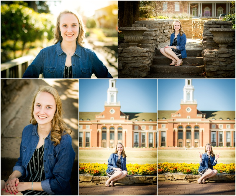 stillwater oklahoma oklahoma state university senior portrait photographer captured by karly