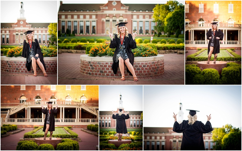 stillwater oklahoma 74074 oklahoma state university senior portrait phootgrapher captured by karly