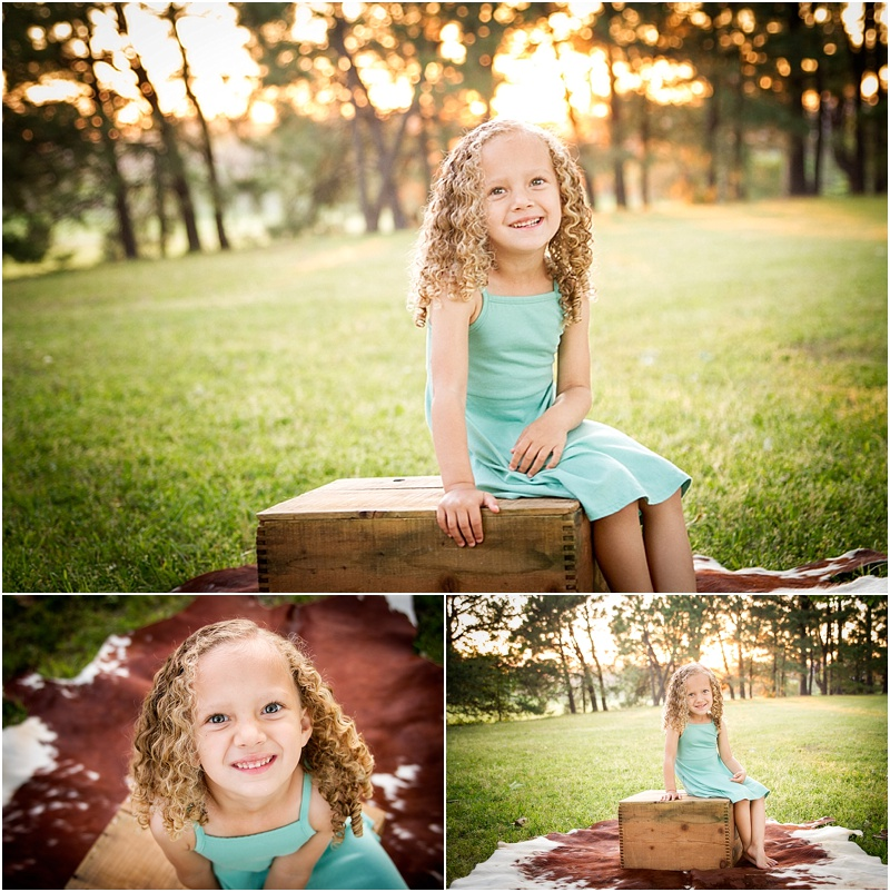 child photography session at oklahoma state university botanical gardens in stillwater oklahoma by captured by karly photography