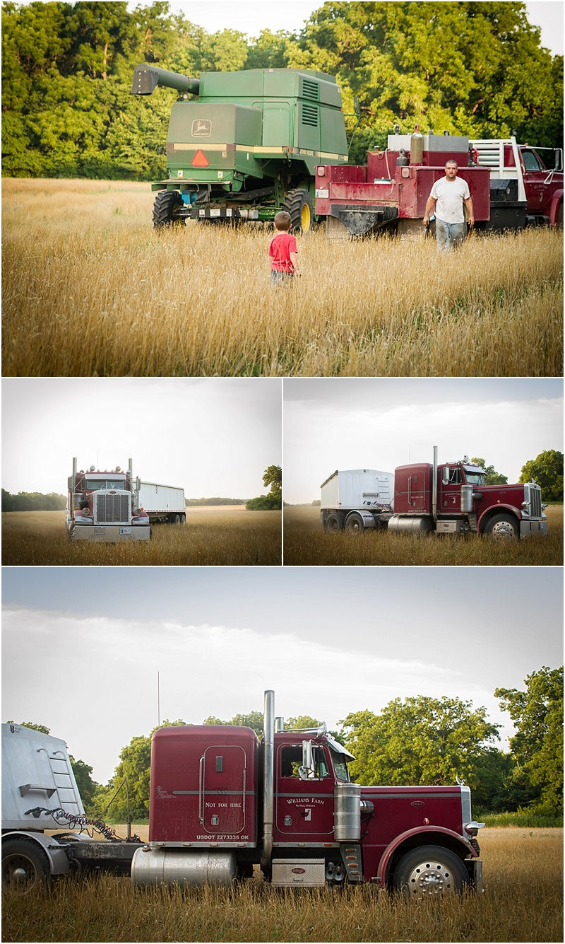 perry oklahoma 73077 family portrait photographer captured by karly williams farm wheat harvest lifestyle session