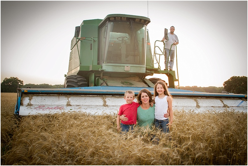 perry oklahoma 73077 family portrait photographer captured by karly williams farm lifestyle wheat harvest session