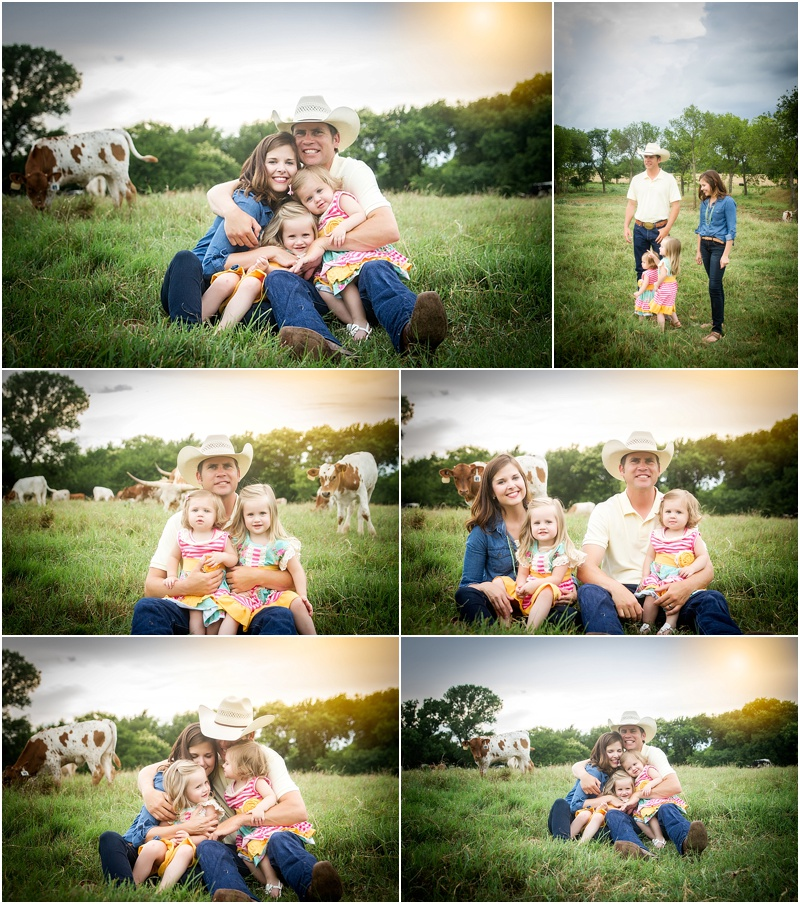 Perry Oklahoma Family Lifestyle Photographer | McGuire Land & Cattle | Captured By Karly | Cattle & Ranch Family Pictures