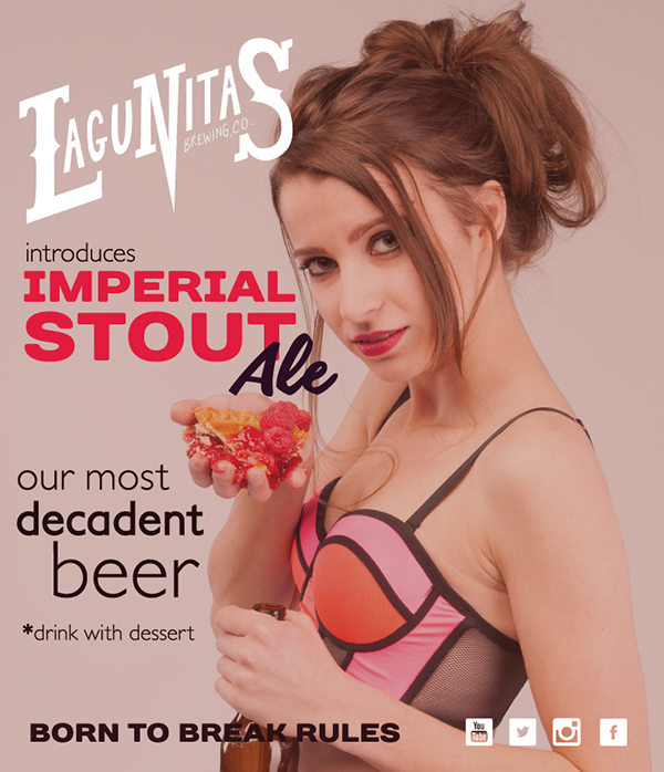 Eblast Design for Imperial Stout Ale
