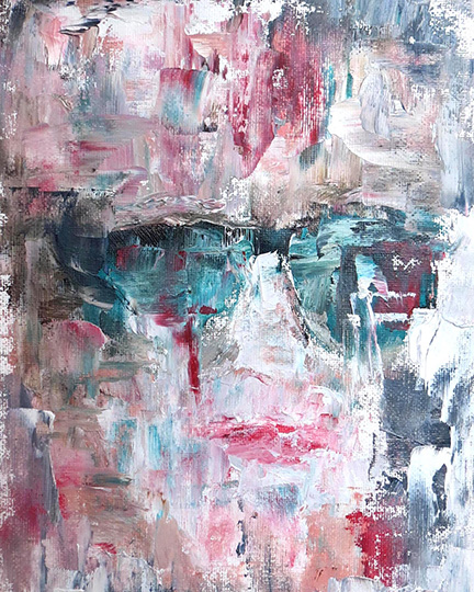 8x10 Oil on Canvas