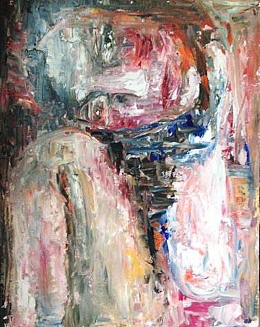 16x20 Oil on Canvas, 2016