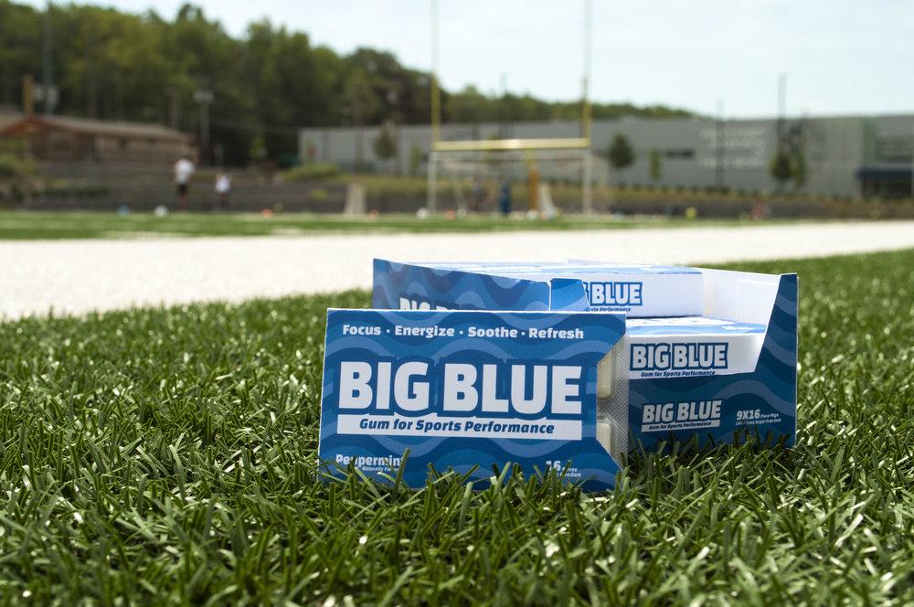 Gum on field.jpg