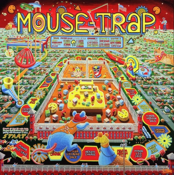 102 Mouse Trap 48x48 Canvas April 2013.jpg