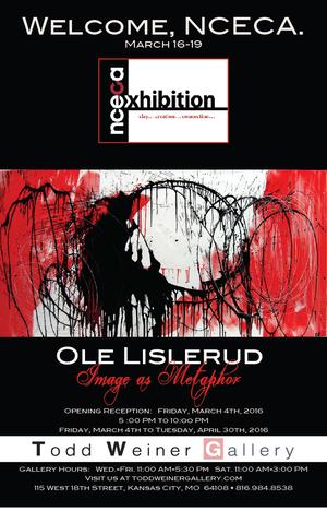 Ole Lislerud - March/April 2016