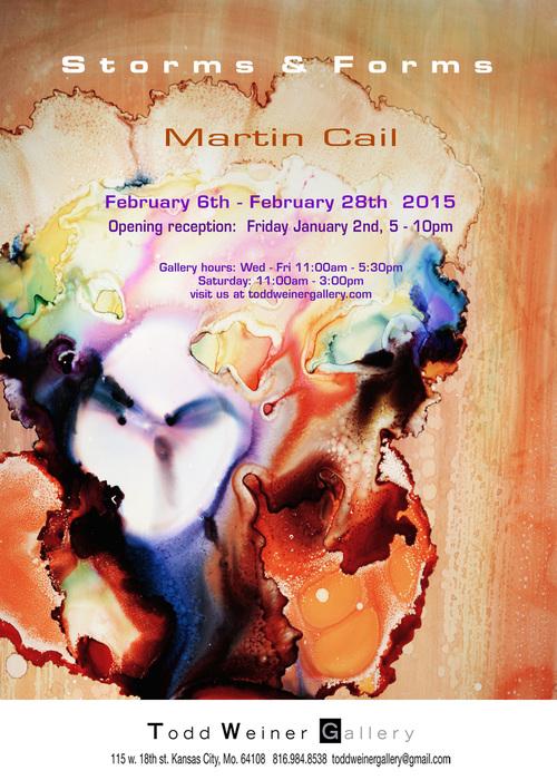 Martin Cail - January/February 2015