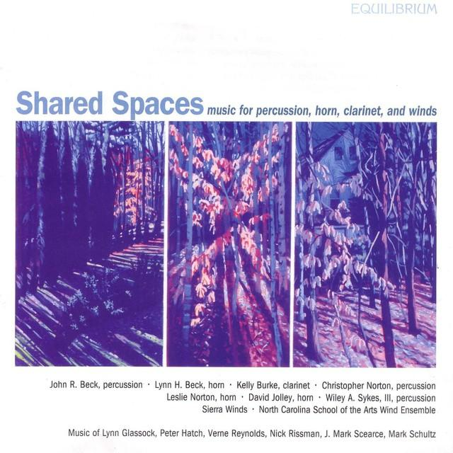 Shared Spaces available at Equilibrium Records
