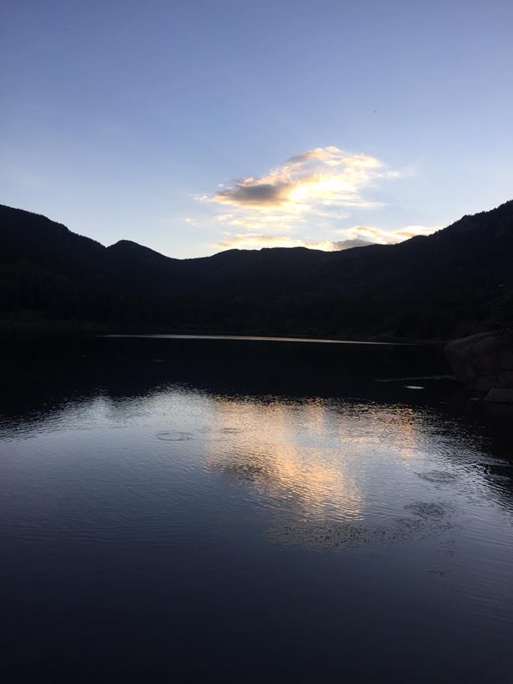 San Isabel Lake