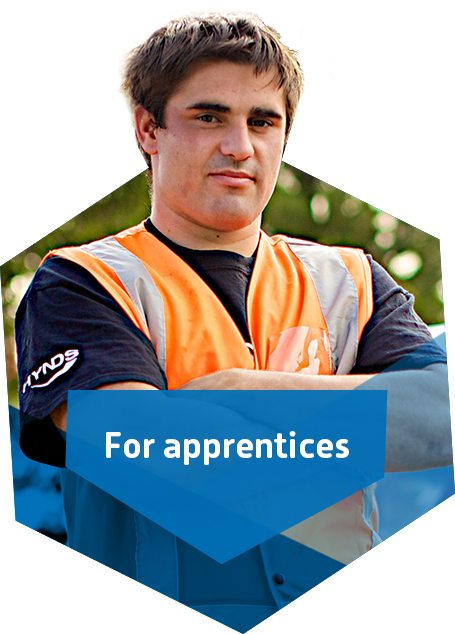 For Apprentices: Start an Apprenticeship