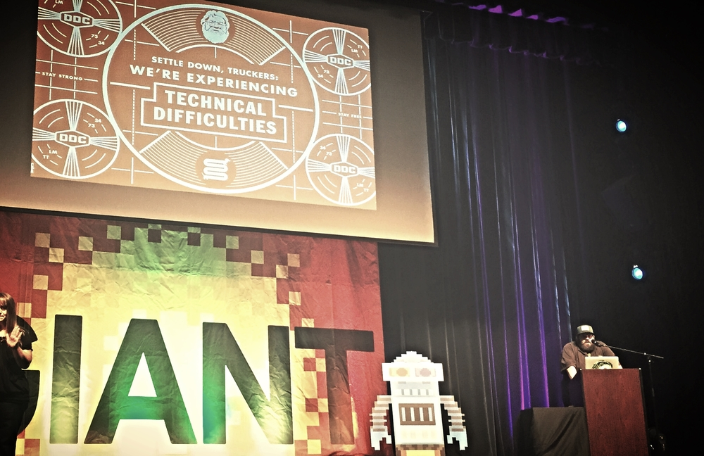 Aaron Draplin @ GIANT Conference 2015