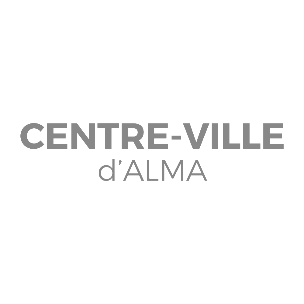Centre-ville d'Alma