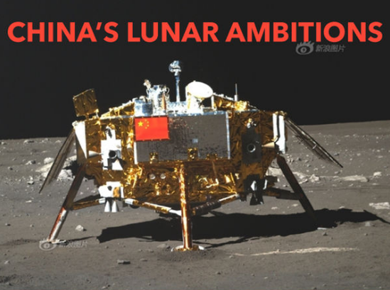 Tap here for an infographic on China's plan for moon exploration.
