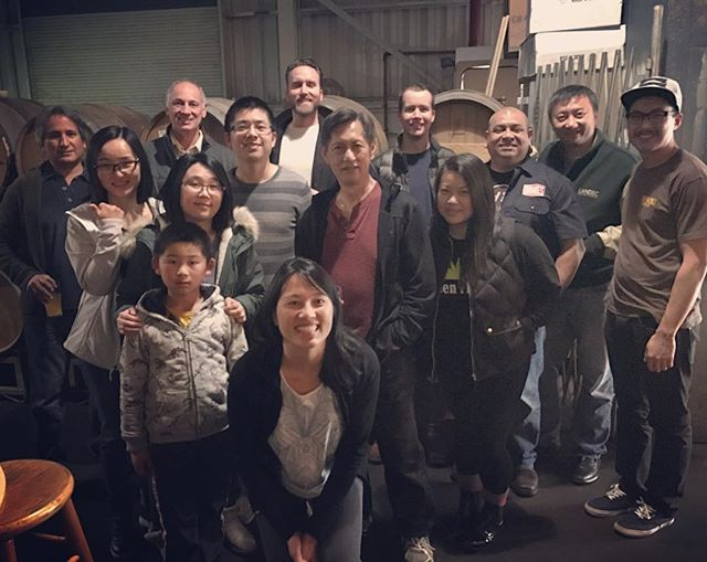 Happy Holidays from the Imprint team! We loved having our holiday party at #drakesbarrelhouse #pickledeggs #hangingwithimprint