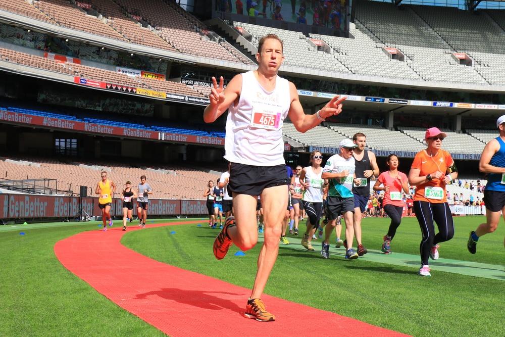 Melbourne Marathon 2015, Run Well.net.au