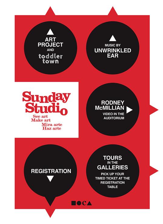 MOCA Sunday Studio