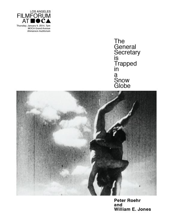 Los Angeles FilmForum at MOCA