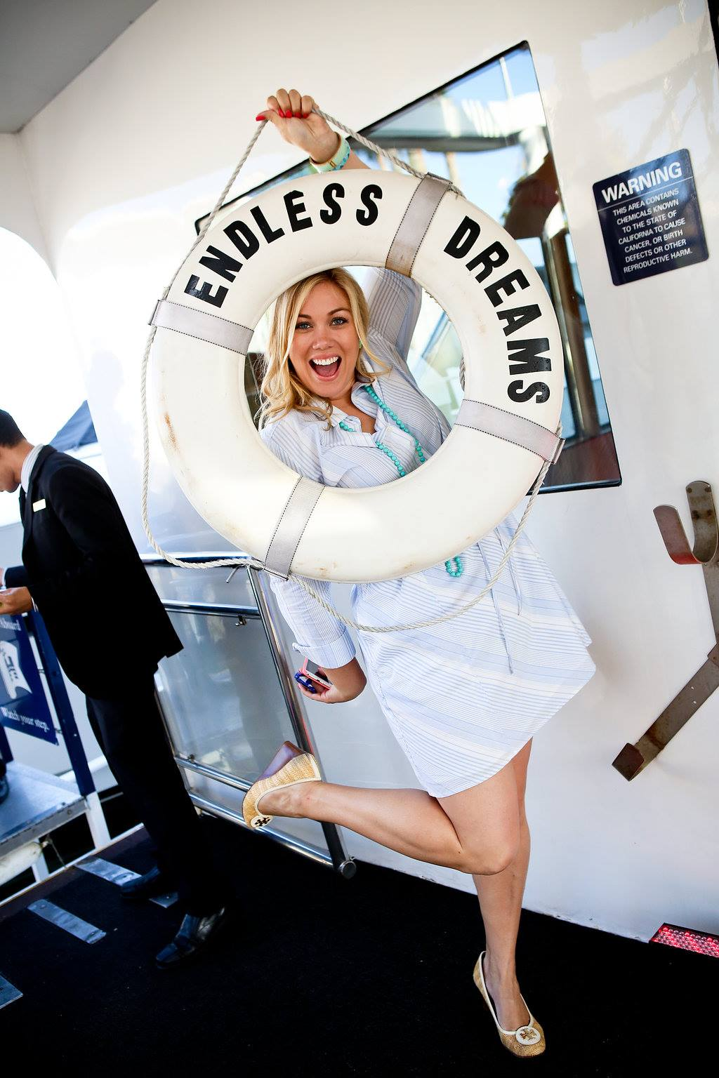 WIPA's Program's Director Events by Robin — with Robin Ballard at Hornblower Cruises & Events on their Endless Dreams Yacht.